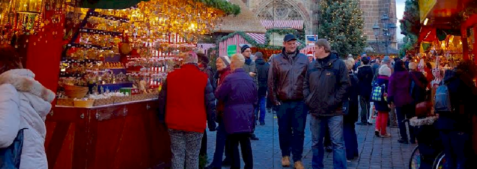 Celebrating German Christmas Markets