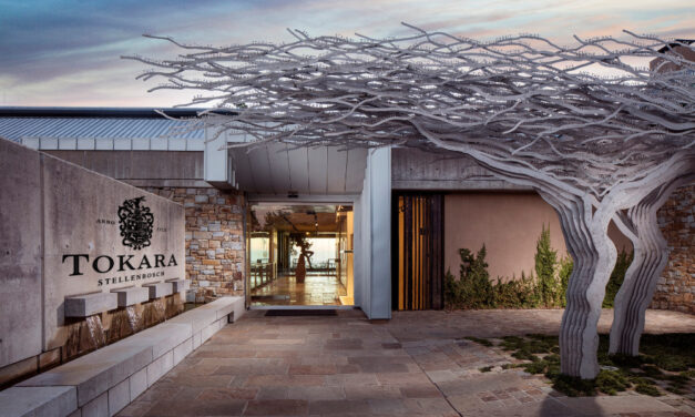 Breathtaking Blend: Tokara Wine Estate