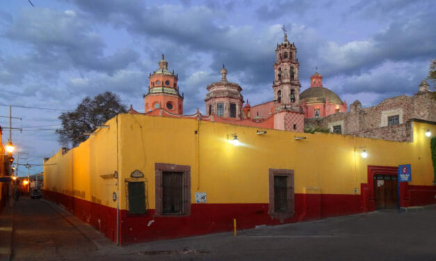 San Miguel de Allende's New Program to Attract Tourists