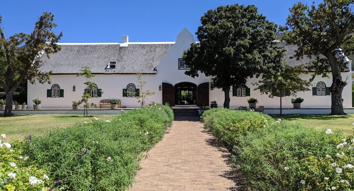 STEENBERG HOTEL & SPA: WINE COUNTRY WONDERS