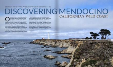 DISCOVERING MENDOCINO'S WILD COAST