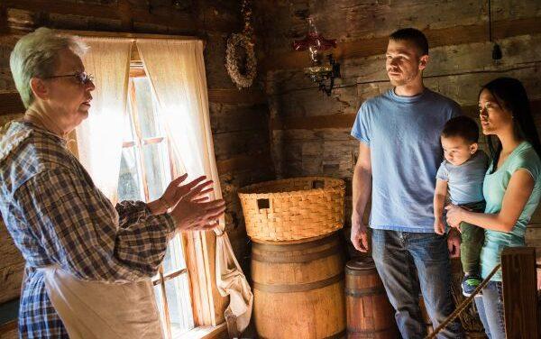 Historic Collinsville Pioneer Settlement Opens June 5