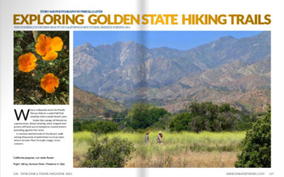 Exploring  the Golden State's Hiking Trails