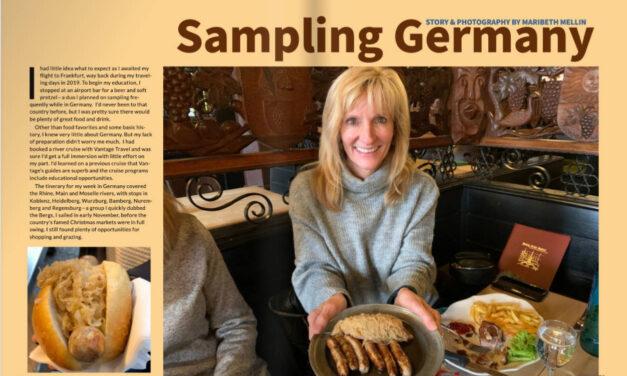 Sampling Germany