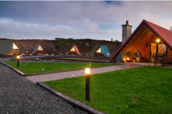 10 of the best Irish glamping and camping getaways