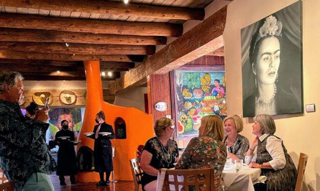 World-Class Dining at Sazón Sante Fe