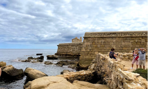 The Trouble With Tabarca Island